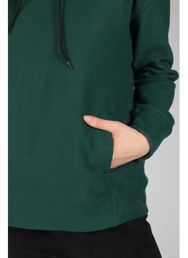 Hays Sweatshirt Yeşil